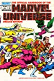 Essential Official Handbook of the Marvel Universe - Deluxe Edition, Vol. 1 (Marvel Essentials) (0785119345) by Gruenwald, Mark