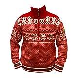 "F.LLI CAMPAGNOLO ""Knitted Pullover"" Herren Norweger (7H87304 C894) Gr. S"