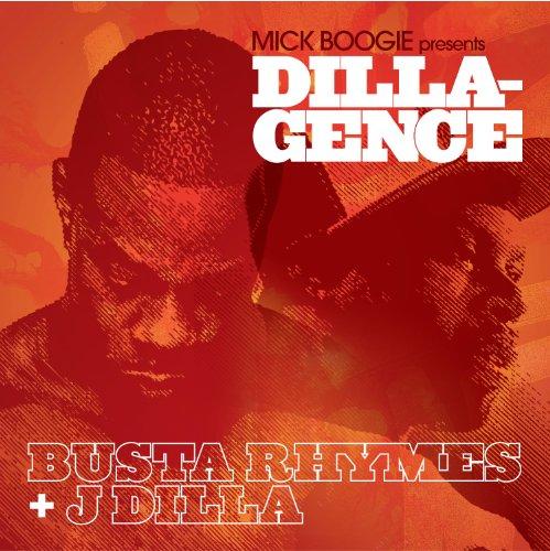Dillagence (Official Mick Boogie Jay Dee Mixtape)