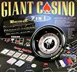 Giant Casino 7-in-1 Set w/16