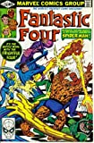 img - for Fantastic Four #218 (When A Spider-Man Comes Calling!) book / textbook / text book