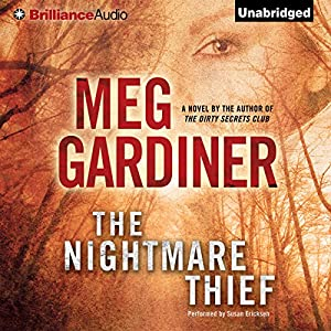 The Nightmare Thief Audiobook