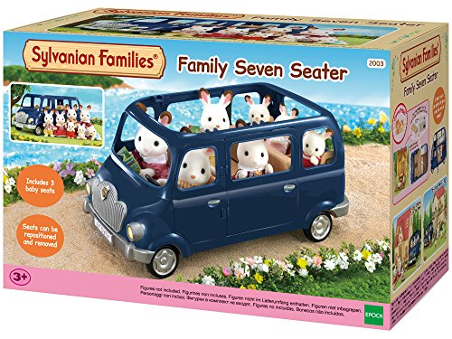 Sylvanian Families 2003 Auto famigliare 7 posti