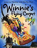 Winnie's Flying Carpet (Winnie the Witch) Valerie Thomas