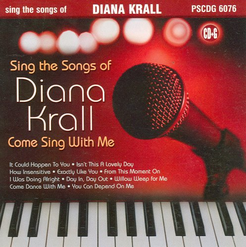 Sing the Songs of Diana Krall by various