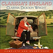 Clarissa's England: A Gamely Gallop Through the English Counties | [Clarissa Dickson Wright]