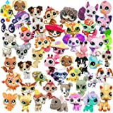 Pack of 20 PCS Littlest Pet Shop Figures Random Styles