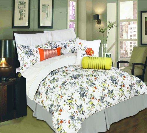 castle-hill-11-piece-comforter-set-100-cotton-claire-queen-size-by-hn-international-group-inc