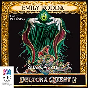 Shadowgate: Deltora Quest 3, Book 2 Audiobook