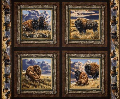 grasen-kissen-baumwolle-stoff-4-heraklithplatten-wild-wings-bison-reihe