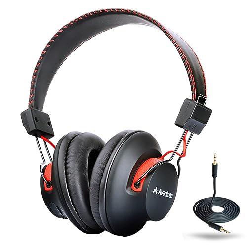 Avantree Super Comfortable Bluetooth Over Ear Headphones