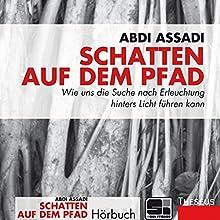 Schatten auf dem Pfad: Wie uns die Suche nach Erleuchtung hinters Licht führen kann (       ungekürzt) von Abdi Assadi Gesprochen von: Götz Bühler