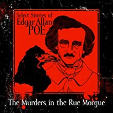 The Murders in the Rue Morgue Audiobook by Edgar Allan Poe Narrated by Chris Lutkin