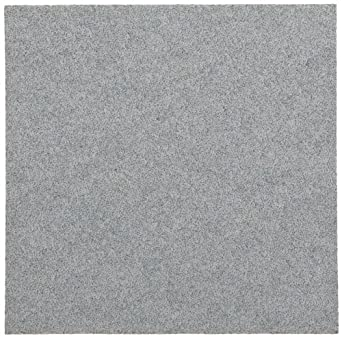 "Norton A259 3X Stick & Sand Sanding Sheet, 4-1/2"" x 4-1/2"", Adhesive Backed, Aluminum Oxide"