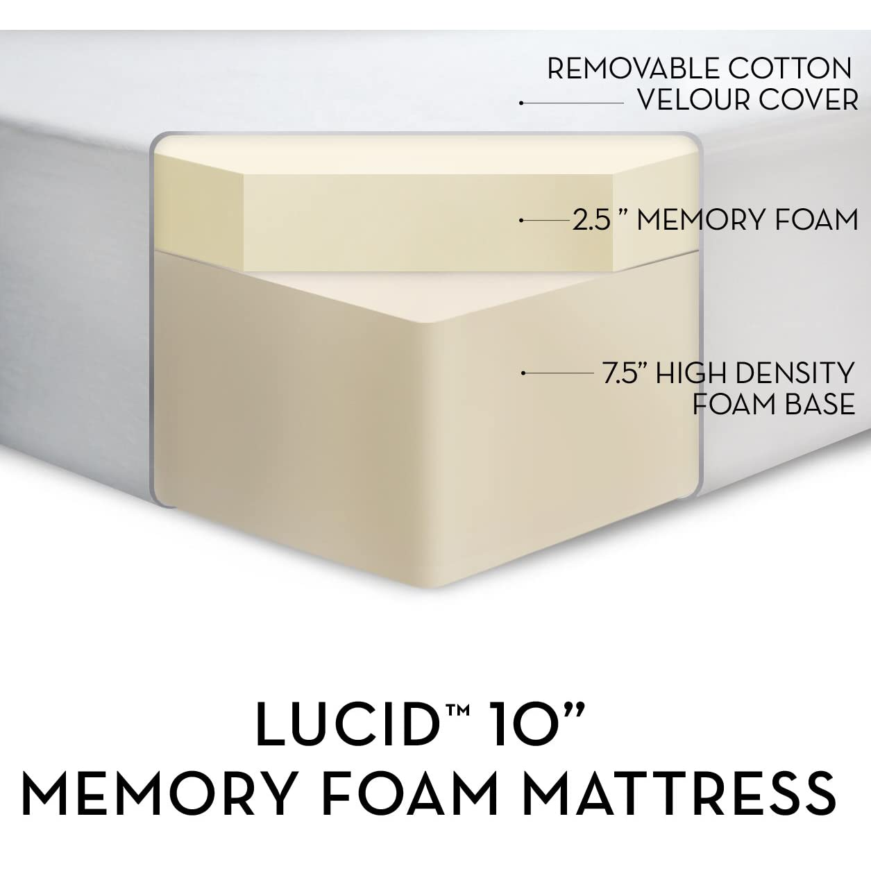 good quality memory foam mattress