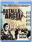 La Batalla De Argel (Blu-Ray) (Import) (2014) Jean Martin; Yacef Saadi; Gill