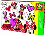 SES Creative Iron on Beads Minnie Mouse Big