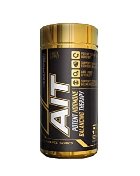 Adaptogen Science AIT (56 Caps)-Völlig naturlicher Testosteron Booster