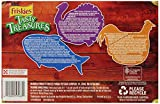 Friskies Wet Cat Food, Tasty Treasures, 3-Flavor Variety Pack, 5.5-Ounce Can, Pack of 12