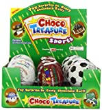 Choco Treasure Mixed Sports, 12-Count box