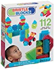Battat Bristle Blocks Basic Set, 112-Piece
