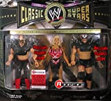 LOD 2000 (ROAD WARRIOR HAWK, ROAD WARRIOR ANIMAL & SUNNY)- CLASSIC SUPERSTARS 3-PACKS 11 WWE TOY WRESTLING ACTION FIGURES
