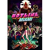 FranksMod 24x36 inch Hotline Miami Silk Poster AGS4-D6C (Color: A, Tamaño: 36 x 24 inch)