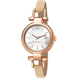 Esprit Zoe ES107632013 Silver Dial Analogue Display Womens Quartz Watch