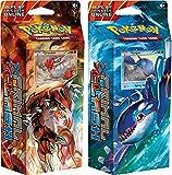 Pokemon X & Y Primal Clash Set of Both Theme Decks