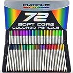 Platinum Art Pre-Sharpened Soft Core...
