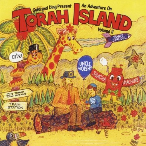 An Adventure on Torah Island, Vol. 2 (With Uncle
