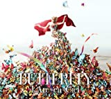 BUTTERFLY(完全生産限定盤)(DVD付) [Limited Edition, CD+DVD] / L'Arc~en~Ciel (CD - 2012)