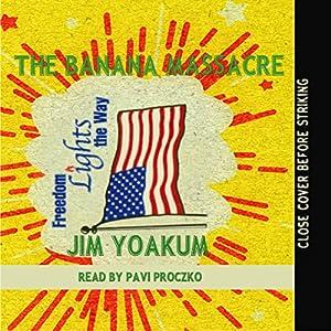 The Banana Massacre Audiobook