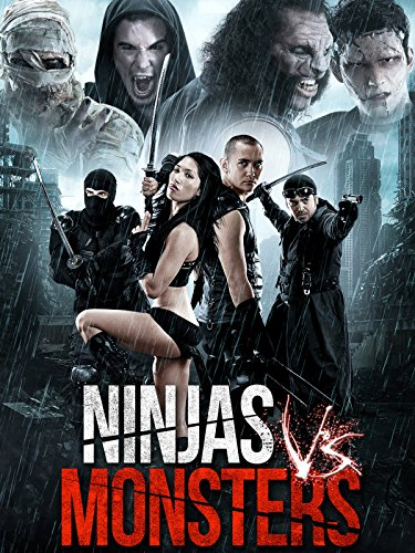 Ninjas vs. Monsters (Ninjas Vs Monsters compare prices)