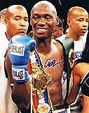 Antonio Tarver Signed 8x10 Photo World Boxing Champion Autograph COA