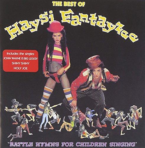 Haysi Fantayzee - The Best Of Haysi Fantayzee: Battle Hymns For Children Singing - Zortam Music