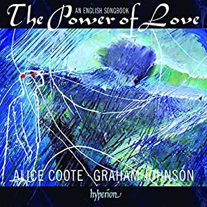 The Power Of Love (English Songbook) (Hyperion: CDA67888)