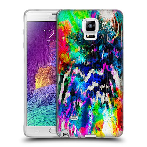 ufficiale-caleb-troy-zebra-in-technicolor-vivido-cover-morbida-in-gel-per-samsung-galaxy-note-4