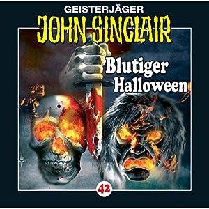 Blutiger Halloween (John Sinclair 42) Hörspiel