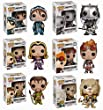 Magic: The Gathering MTG - Funko Pop! Figures - Set of Six: Chandra, Jace, Ajani, Liliana, Garruk and Nissa