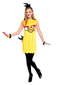 Yellow Angry Bird Dress