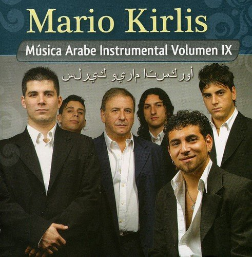 CD : MARIO KIRLIS - Musica Arabe Instrumental 9