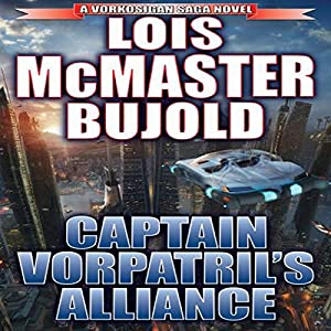 Captain Vorpatril's Alliance Audiobook