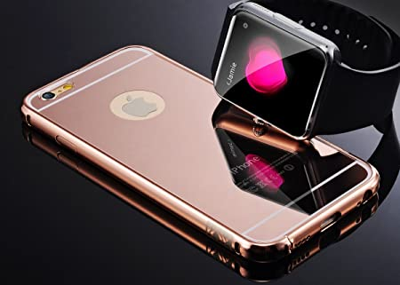 Rose Gold Iphone 5s Rose Gold Mirror Iphone 5 5s