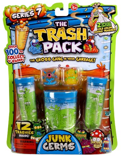 Trash Pack S7 Action Figure (12-Pack) (All Trash Pack Toys compare prices)