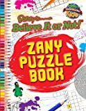 Robert Ripley Zany Puzzle Book (Ripley's Believe It or Not!)