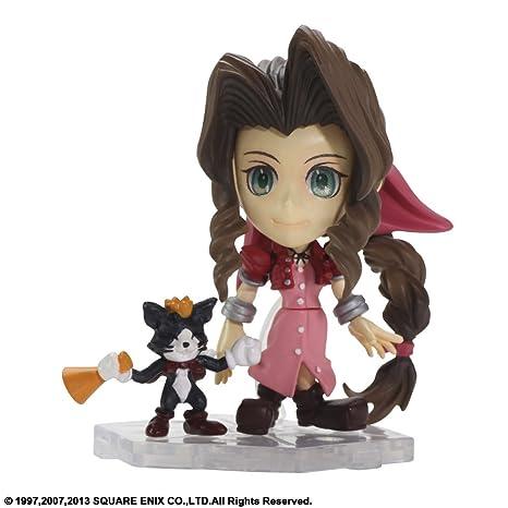 Figurine 'Final Fantasy VII' Trading Arts Mini Kaï - N°7 Aerith Gainsborough