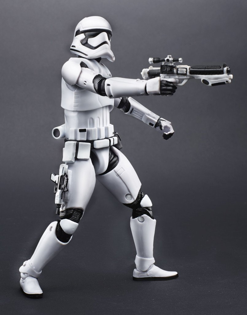 SDCC 2015 Exclusive Star Wars the Black Series 6-inch First Order Stormtrooper Collectible - gadget-geek.de digerati lifestyle
