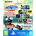 Sony PlayStation Vita 10 game Mega Pack on 8GB Memory Card (Playstation Vita)