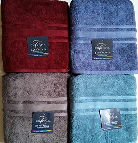 Charisma Bath Towels Seafoam: Charisma Luxury Bath Towel